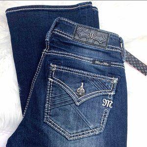 👖NWT🤩I•MISS ME•I Standard Boot Jeans 25x34👖